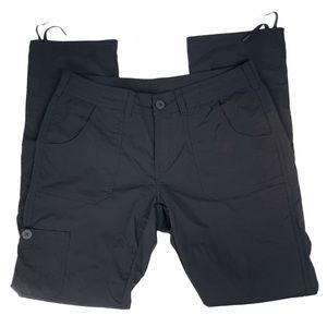 The North Face Black Cargo Lightweight Nylon Pants